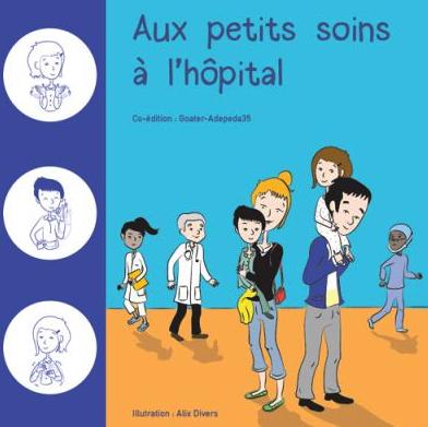Aux petits soins à l'hôpital
