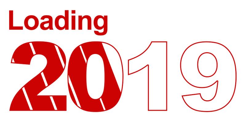 Agenda et calendrier adaptés 2019 pour les personnes déficientes visuelles