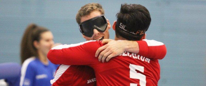 La Belgique ramène une belle médaille de bronze de l'Euro de Goalball