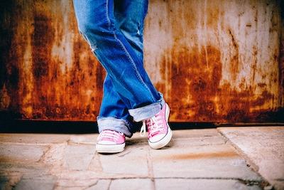 Des chaussures GPS pour les personnes malvoyantes et aveugles