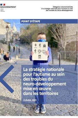 Stratégie autisme : la brochure