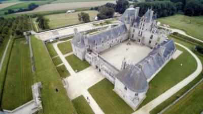 Château de Kerjean est plus accessible