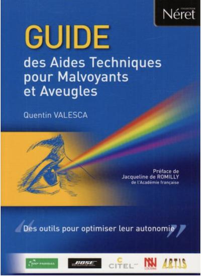 Guide des Aides Techniques pour Malvoyants et Aveugles