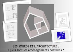 Les sourds et l'architecture - Quels sont les aménagements possibles ?