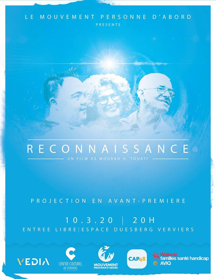 """Projection du film """"Reconnaissance"""" en avant-première"""