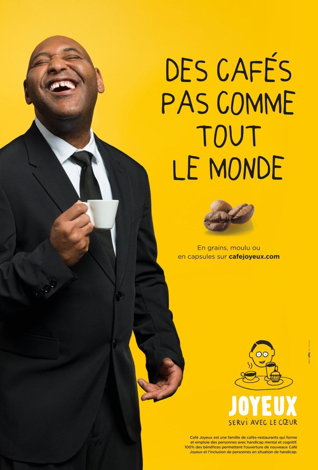 Café Joyeux lance sa propre marque de cafés!
