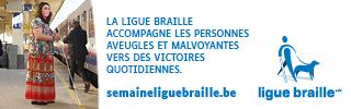 Semaine de la Ligue Braille 2021 - 12-25/04/2021