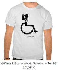 ChaisArt : Journée du scoutisme - 22 Fevrier