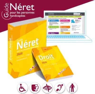 Guide Néret pour les personnes handicapées