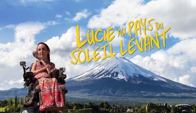 Documentaire : « Lucie au Pays du Soleil Levant »
