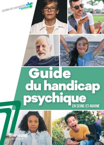 Guide handicap psychique pour les malades et aidants de Seine et Marne