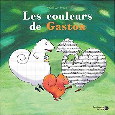 Les couleurs de Gaston