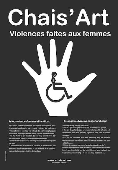 Une exposition sur les violences faites aux femmes !