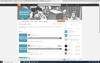 """Webradio """"Babelutte"""" - ASBL """"Le Troisième oeil"""""""