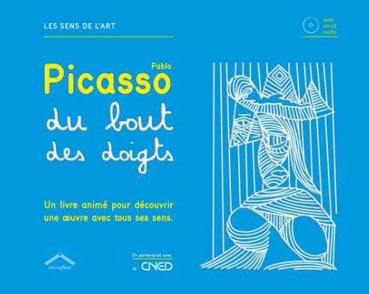 Pablo Picasso du bout des doigts