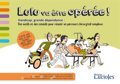 """""""Lulu va être opérée"""" du Réseau Lucioles"""