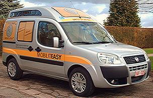 Mobiliteasy: une société de transport qui se présente