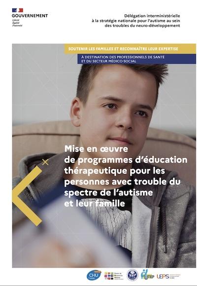 Le trouble du spectre de l'autisme (TSA)