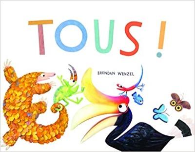 """""""Tous !"""" de Brendan Wenzel"""