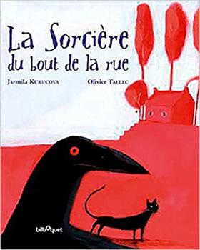 """Conseil littéraire : """"La sorcière du bout de la rue"""""""