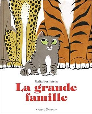 """La grande famille"" de Galia Bernstein"