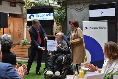 Nous avons reçu le prix coup de coeur Bruocsella 2021 !