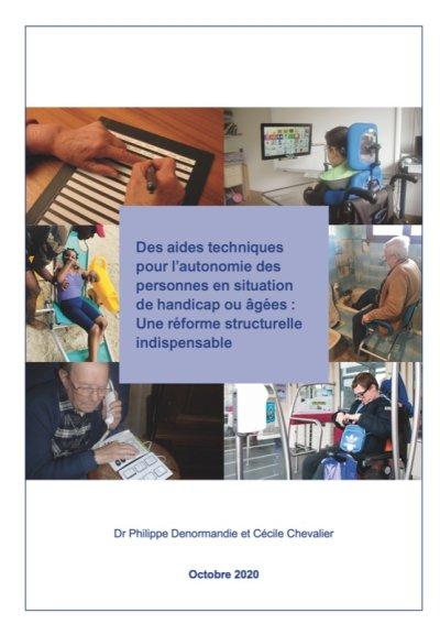Des aides techniques pour l'autonomie des personnes en situation de handicap ou âgées : une réforme