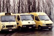 Mivb-Stib Service minibus - Belgique