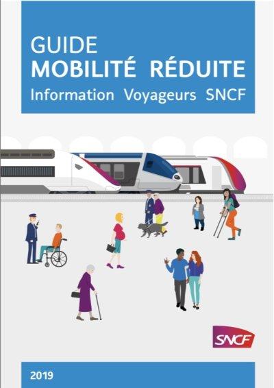SNCF Guide Mobilité Réduite 2019