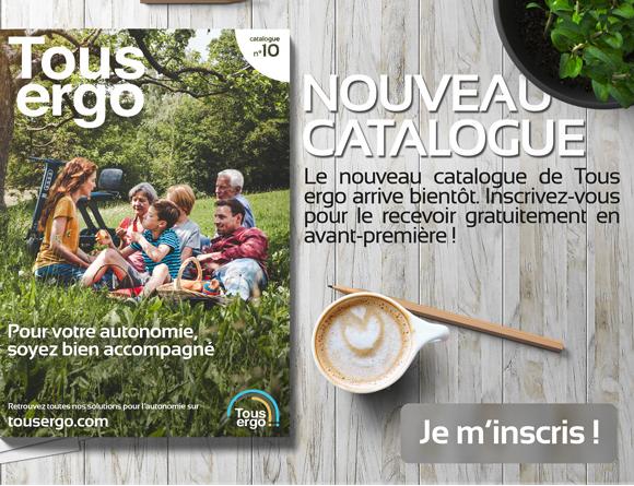 Nouveau catalogue tous Ergo
