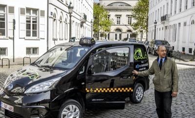 Handycab & Autonomia s'allient le temps d'un trajet en taxi