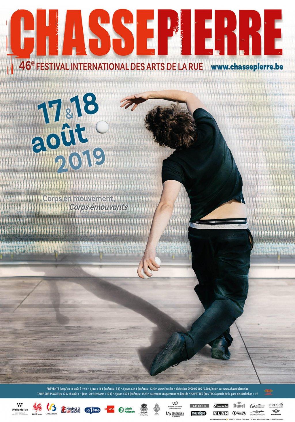 Le Festival de Chassepierre certifié accessible!