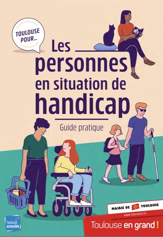 Un guide pratique pour les personnes en situation de handicap