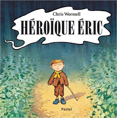 """""""Héroïque Eric"""" de Chris Wormell"""