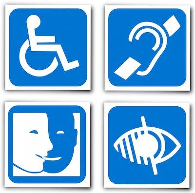 Première discrimination : le handicap