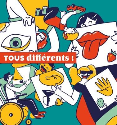 Tous différents ! un temps fort des médiathèques de Metz