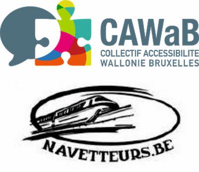 Position du CAWaB et Navetteurs.be aux déclarations de la SNCB sur l'accessibilité des voitures M7