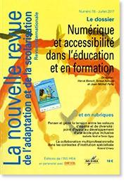 La nouvelle revue de l'adaptation et de la scolarisation