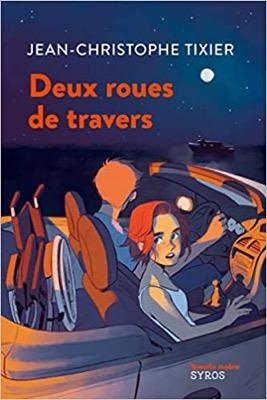 """""""Deux roues de travers"""" de Jean-Christophe Tixier"""