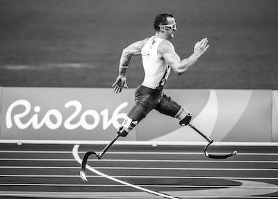 Les jeux paralympiques dans les médias