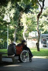 Réunion d'échange à Rabat (Maroc) en faveur des droits des personnes en situation de handicap