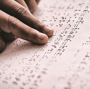 Concours d'écriture sur le braille