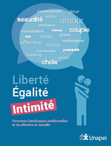 Personnes handicapées intellectuelles et vie affective et sexuelle