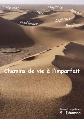 Chemins de Vie à l'Imparfait, recueil de poésies
