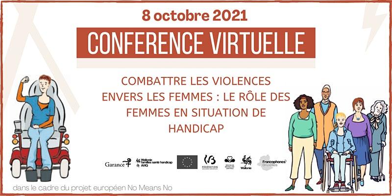 Combattre les violences envers les femmes : le rôle des femmes en situation de handicap