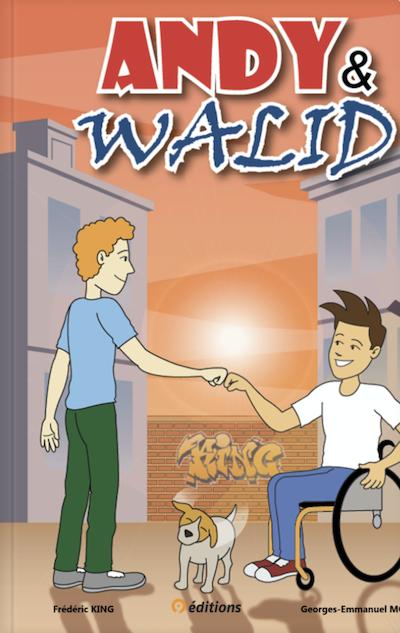 Andy & Walid (bande dessinée)