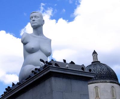 Alison Lapper : l'art de questionner la normalité.