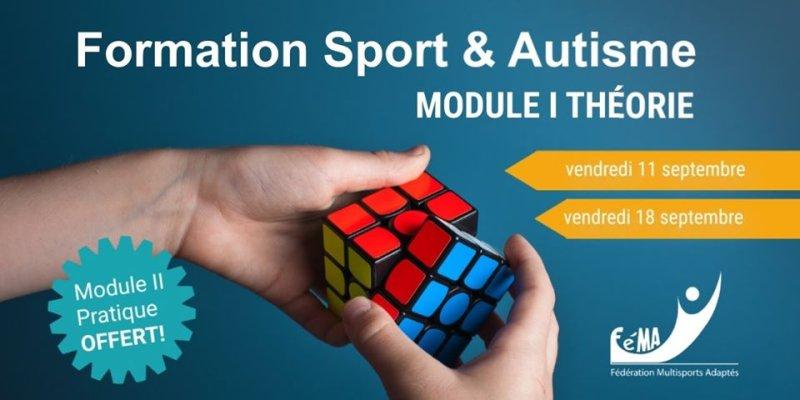 FéMA - Formation Sport & Autisme