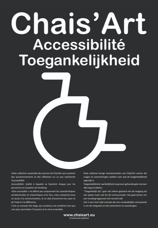 Notre exposition unique sur l'accessibilité