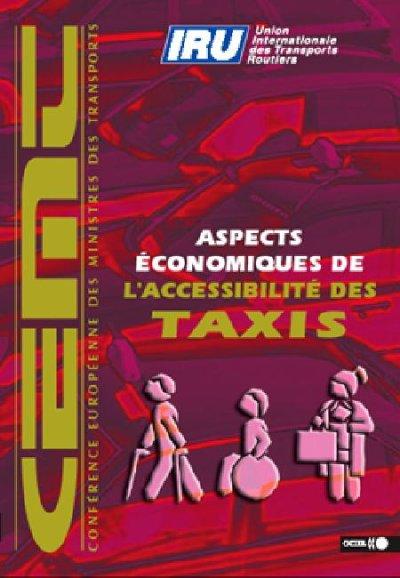 Aspects économique de l'accessibilité des Taxis